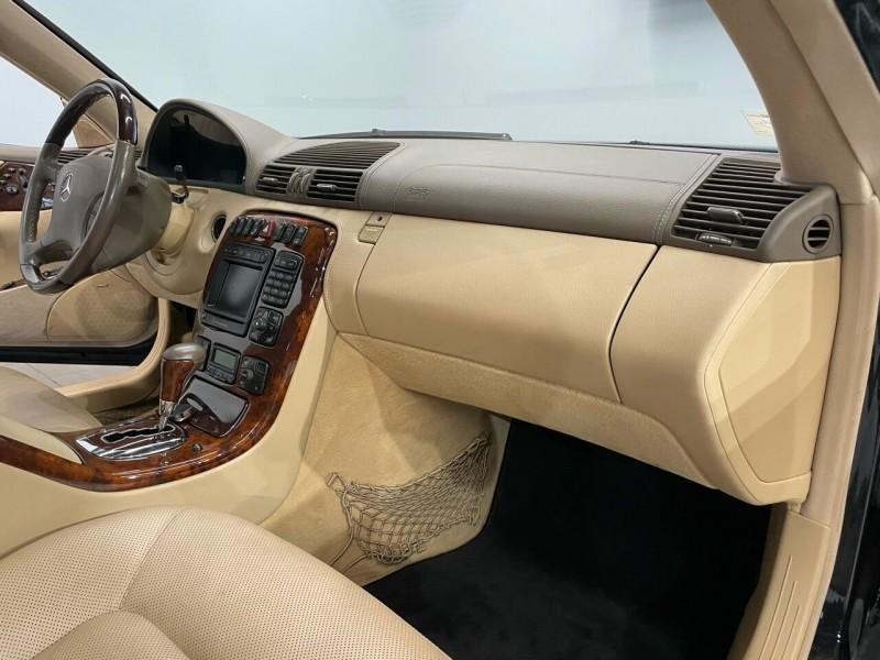 Mercedes-Benz CL-Class 2002 price $12,995