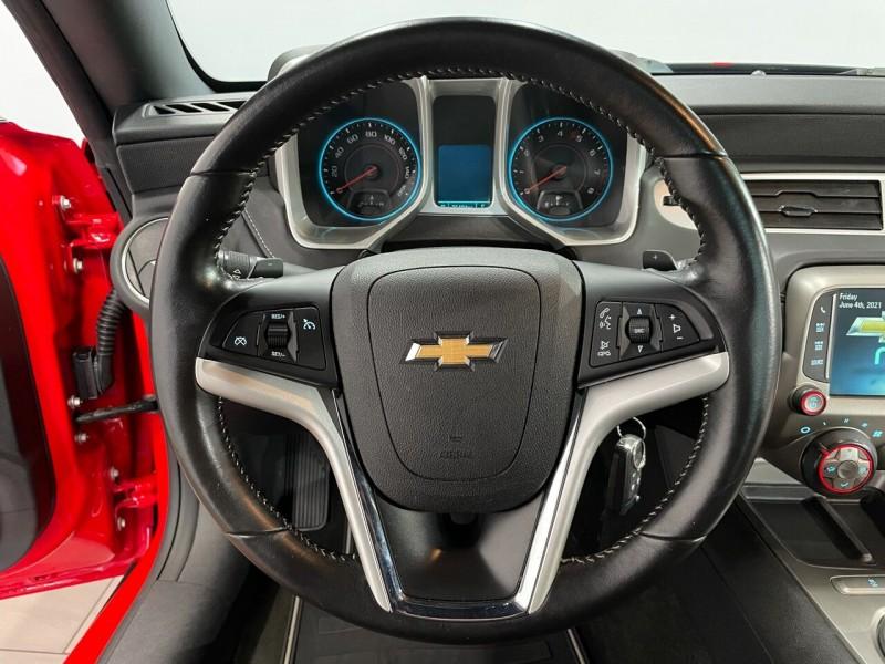 Chevrolet Camaro 2015 price $21,995