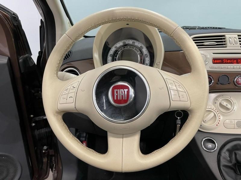 FIAT 500c 2012 price $6,495