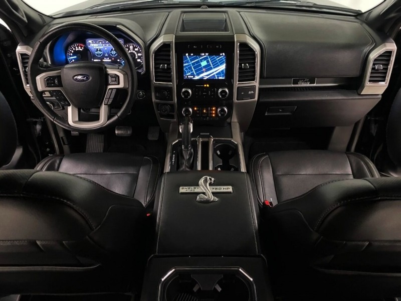 Ford F-150 Shelby Super Snake 2017 price $83,995