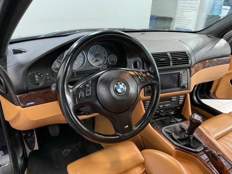 BMW M5 2001 price $32,995