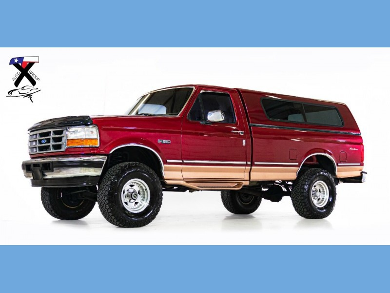 Ford F-150 1995 price $18,995