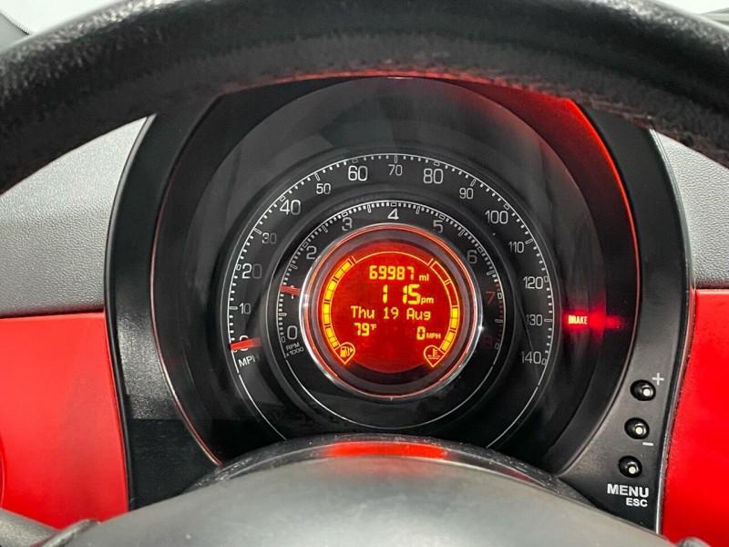 FIAT 500 2012 price $7,995