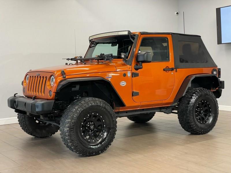 Jeep Wrangler 2011 price $20,995