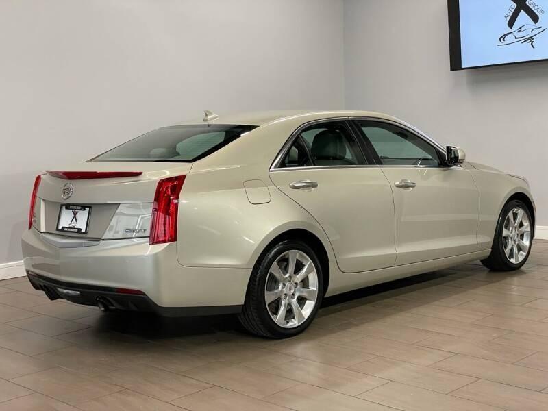 Cadillac ATS 2014 price $17,295