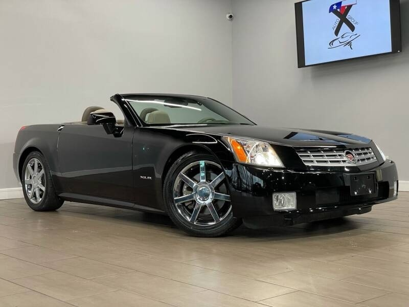 Cadillac XLR 2005 price $29,995