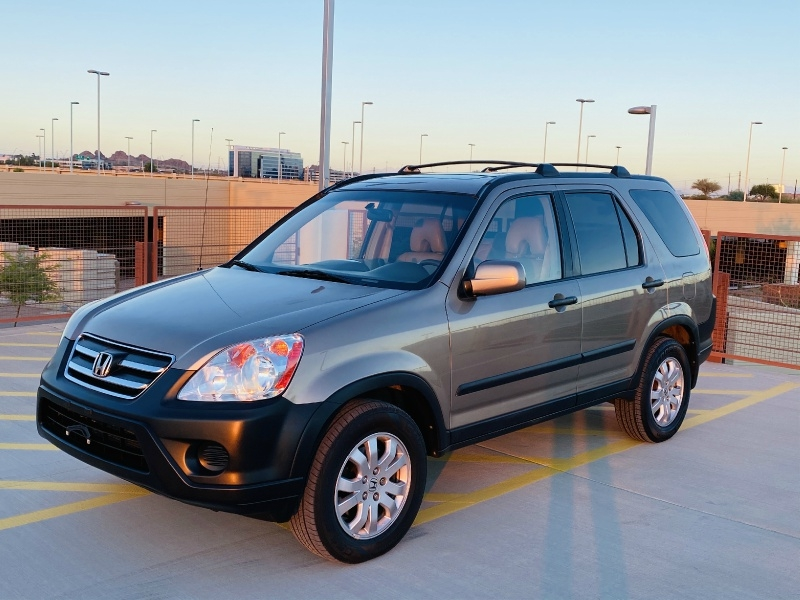 Honda CR-V 2005 price $4,950