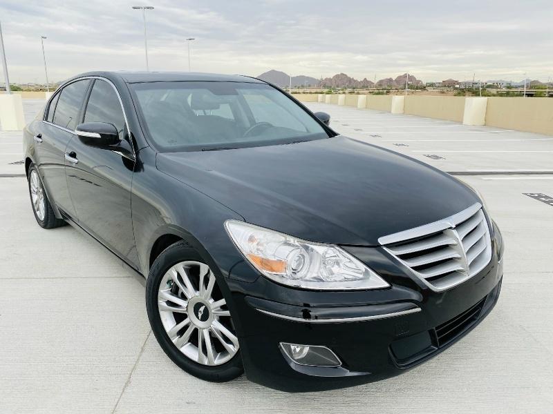 Hyundai Genesis 2011 price $7,495