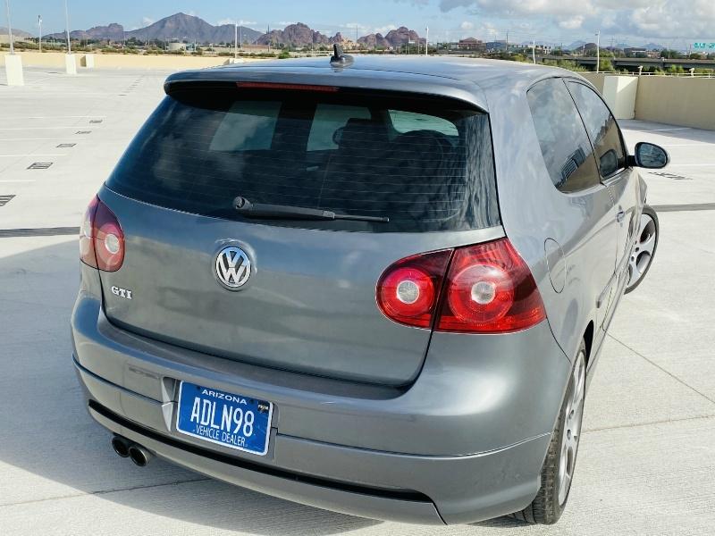Volkswagen GTI 2009 price $6,495
