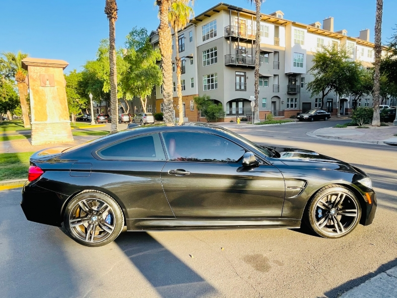 BMW M4 2016 price $48,955