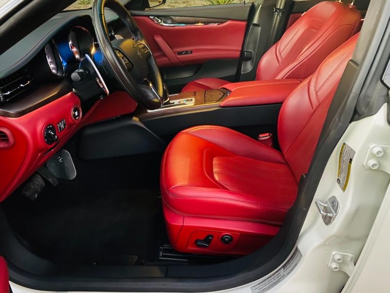 Maserati Quattroporte 2016 price $37,995