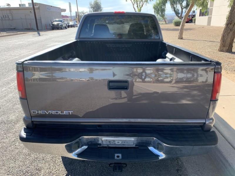 CHEVROLET S10 TRUCK 1998 price $4,599