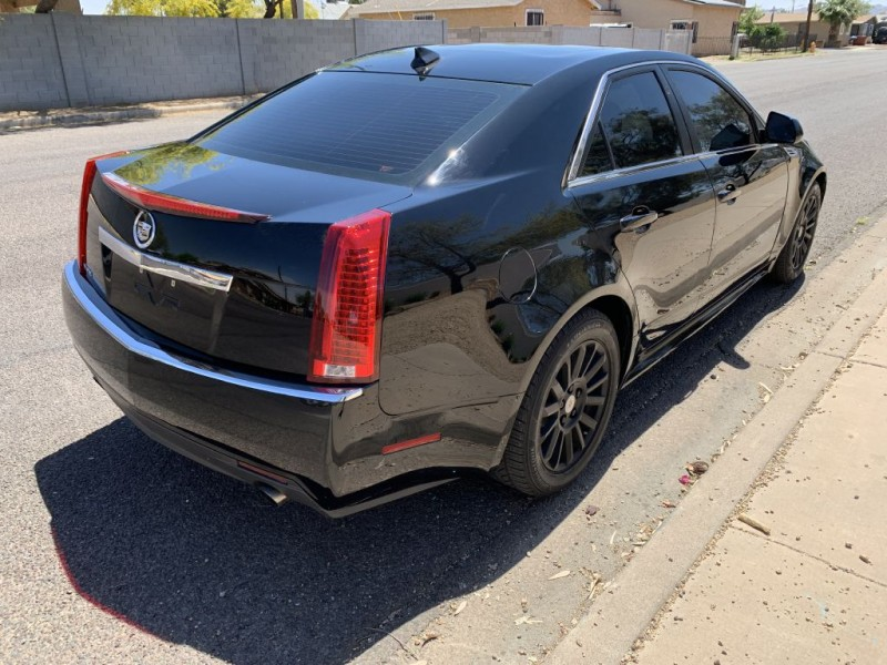 CADILLAC CTS 2010 price $7,699
