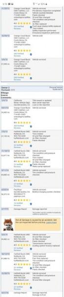 BUICK LACROSSE 2010 price $6,849