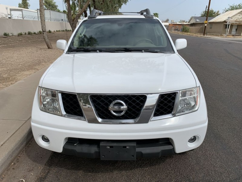NISSAN FRONTIER 2007 price $9,949