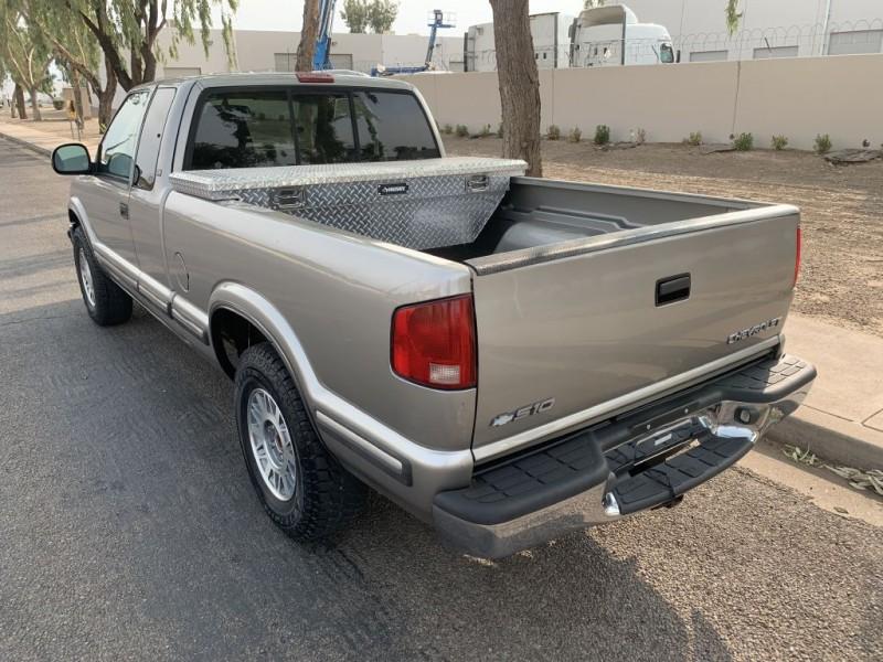 CHEVROLET S10 TRUCK 1998 price $5,499