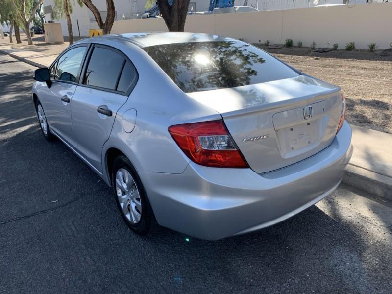 HONDA CIVIC 2012 price $8,299