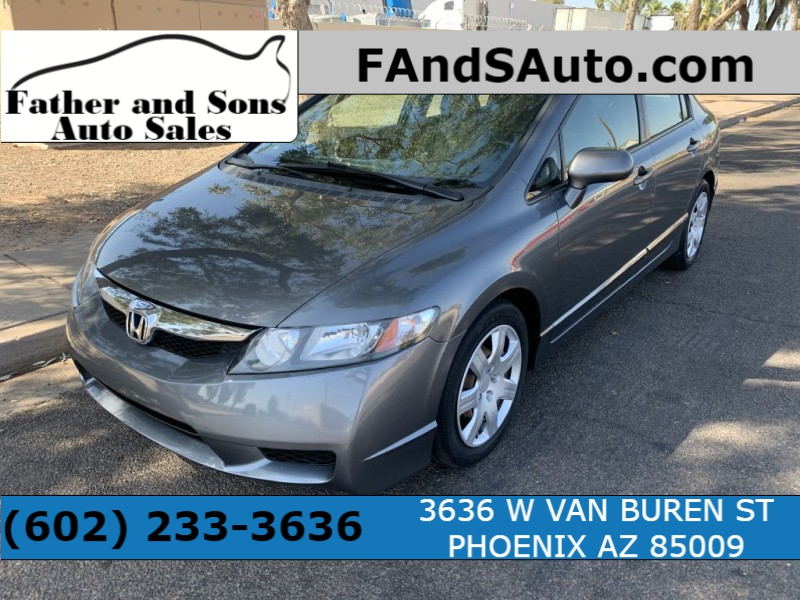 HONDA CIVIC 2011 price $8,499
