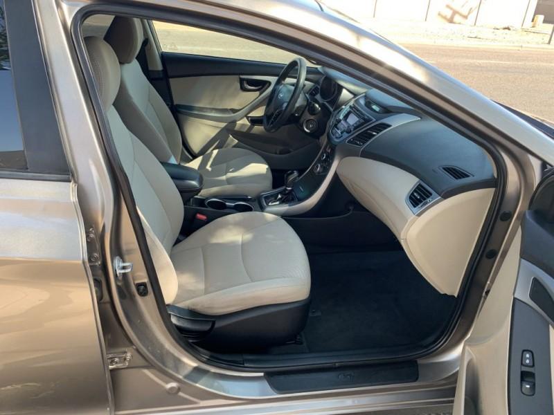 HYUNDAI ELANTRA 2014 price $8,599