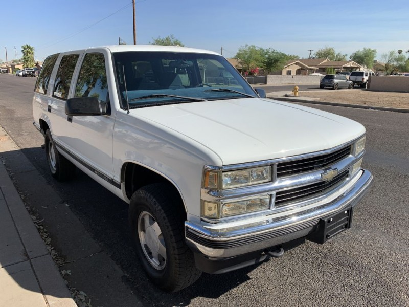 CHEVROLET TAHOE 1999 price $8,799