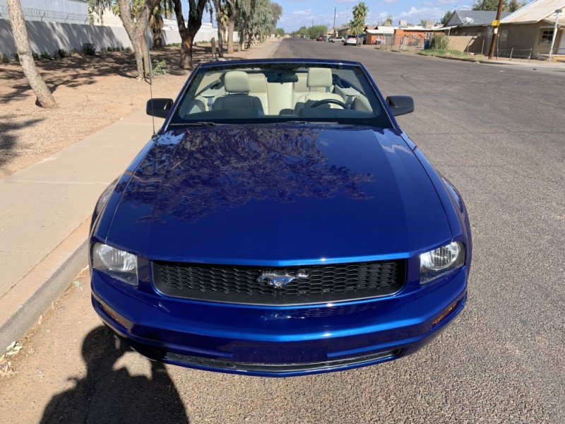 FORD MUSTANG 2008 price $6,999