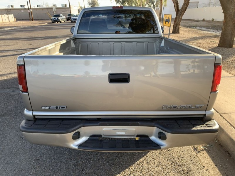 CHEVROLET S10 TRUCK 2001 price $4,499