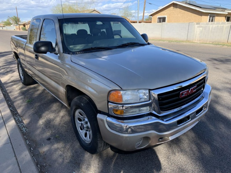 GMC SIERRA 2006 price $10,299