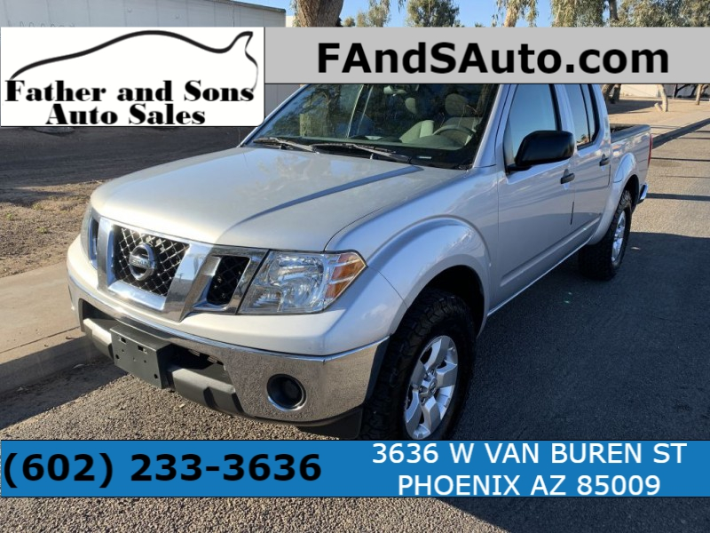 NISSAN FRONTIER 2010 price $11,499
