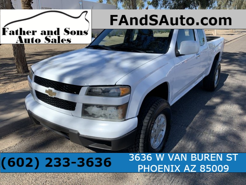 CHEVROLET COLORADO 2010 price $9,949