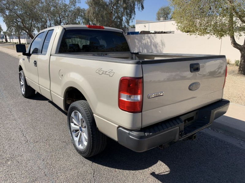 FORD F150 2007 price $9,699