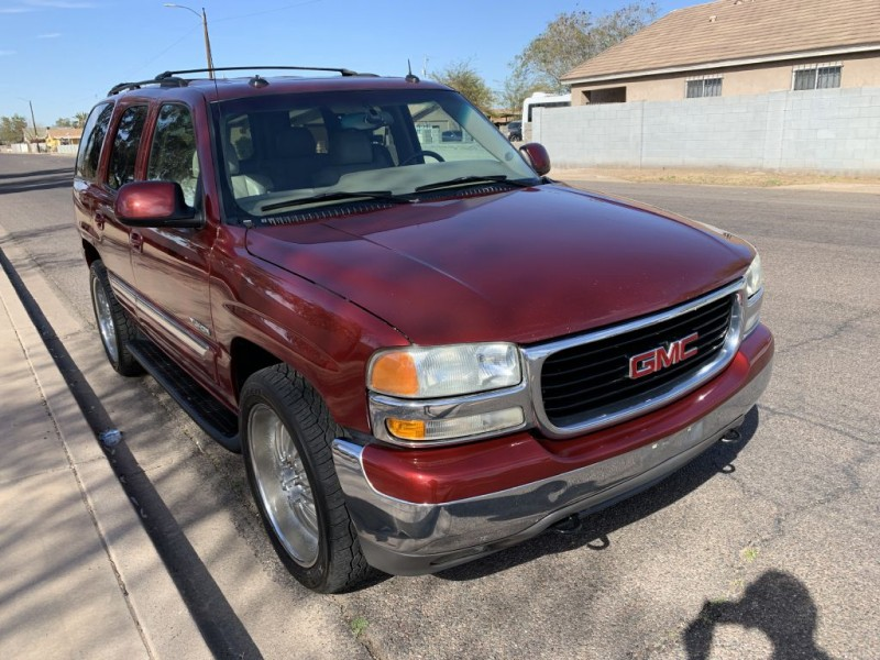 GMC YUKON 2003 price $6,999