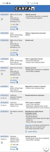 KIA FORTE 2010 price $6,499
