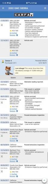 GMC SIERRA 2002 price $7,899