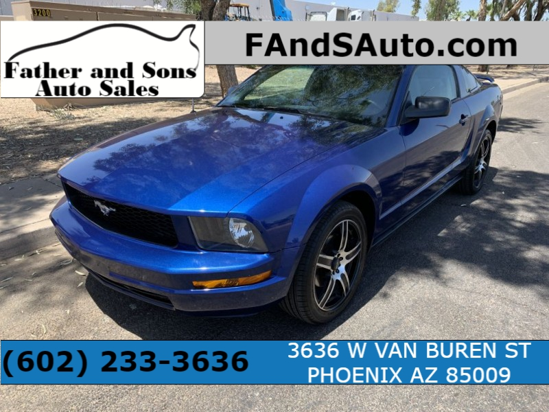 FORD MUSTANG 2006 price $7,299
