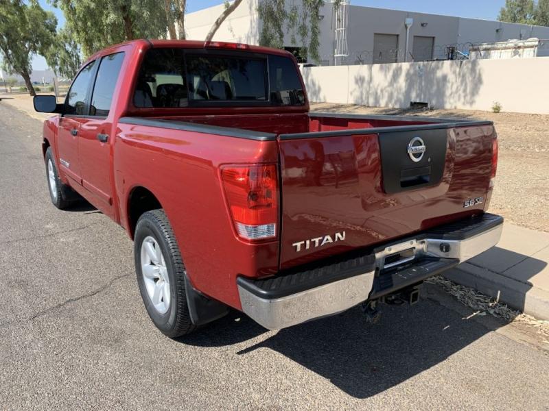 NISSAN TITAN 2008 price $10,599