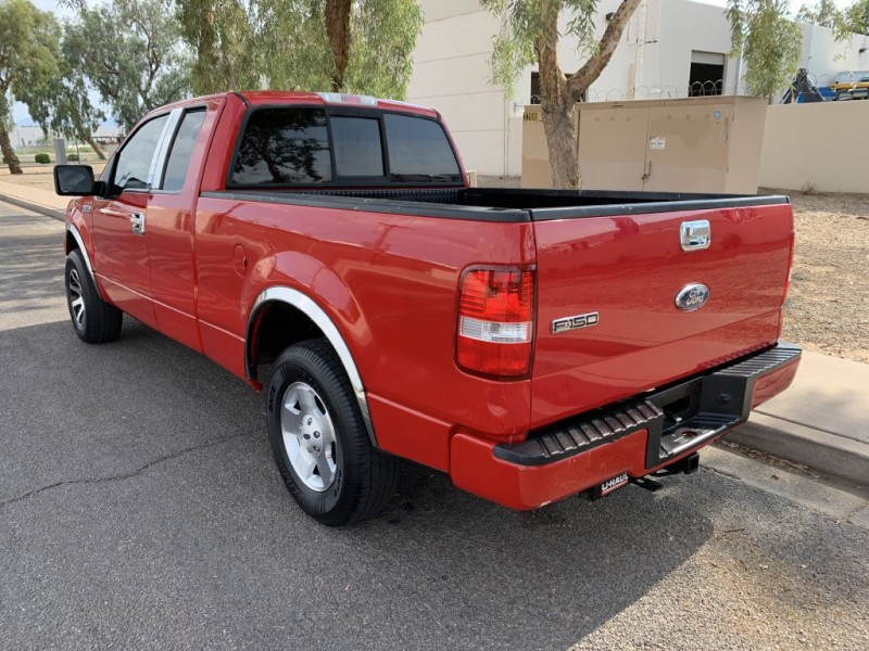 FORD F150 2007 price $6,399