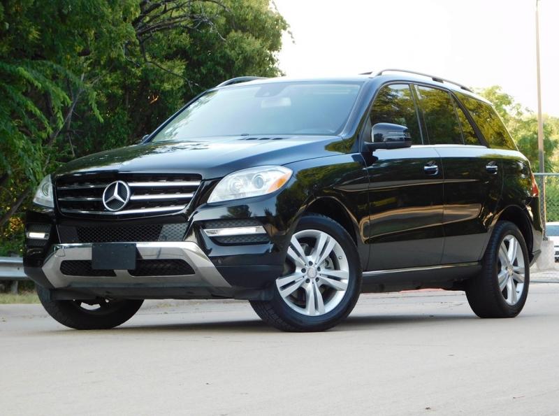 Mercedes-Benz M-Class 2013 price $13,890