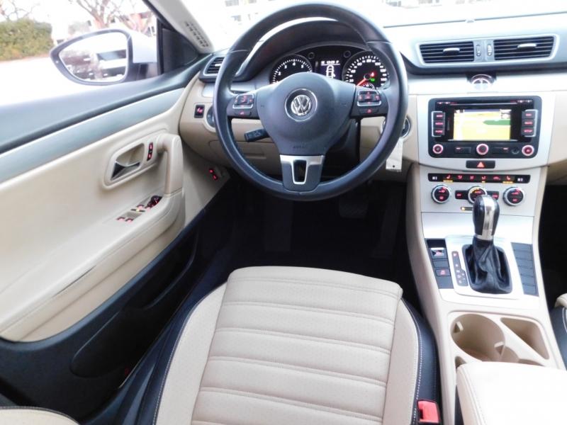 Volkswagen CC 2013 price $6,990