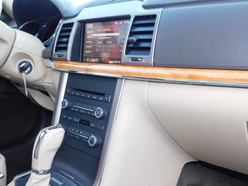 Lincoln MKZ 2012 price $7,491