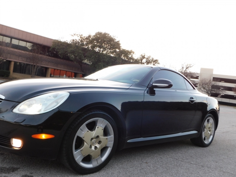 Lexus SC 430 2005 price $9,292