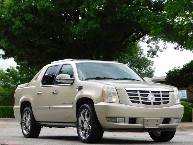 Cadillac Escalade EXT 2007 price $15,491