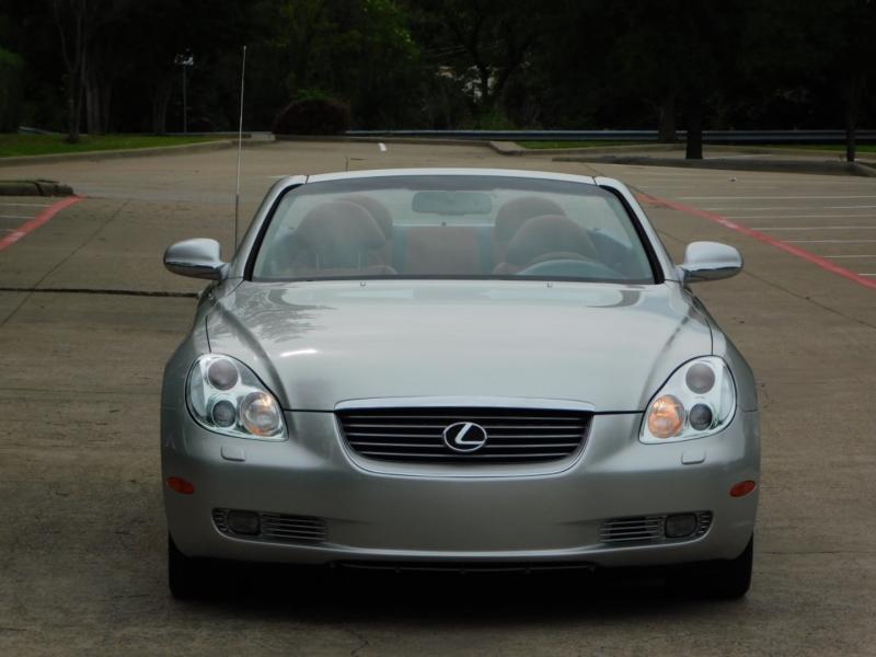 Lexus SC 430 2002 price $10,990
