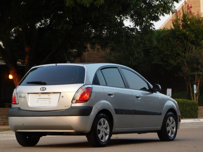 Kia Rio 2008 price $3,490