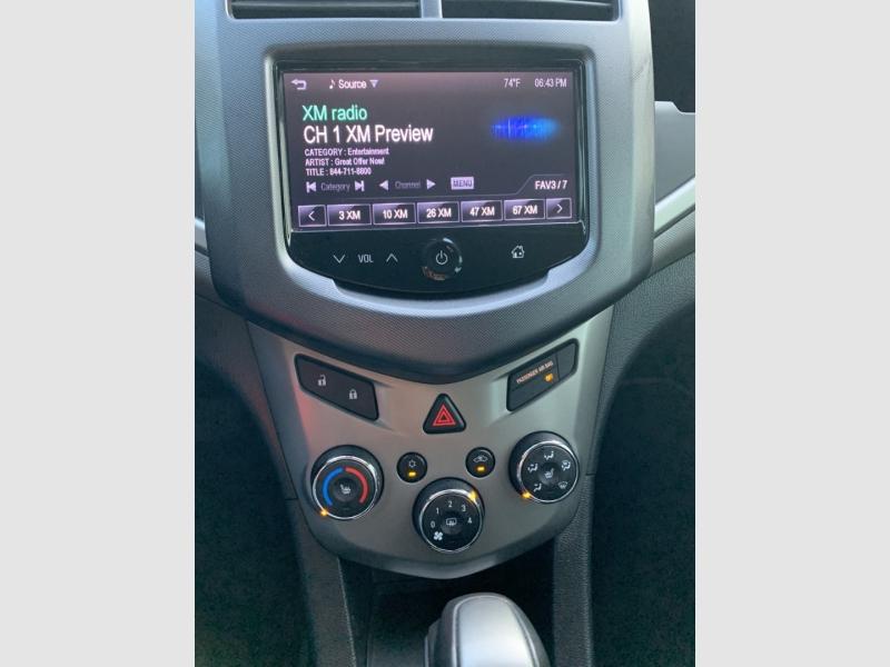 Chevrolet Sonic 2013 price $6,800
