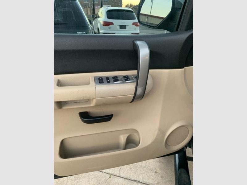 Chevrolet Silverado 1500 2008 price $13,800