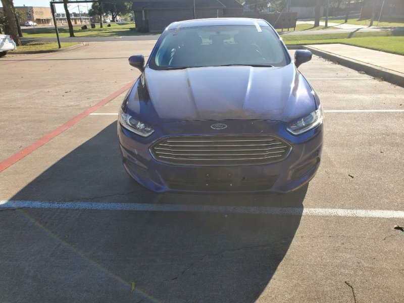 FORD FUSION 2016 price $11,025