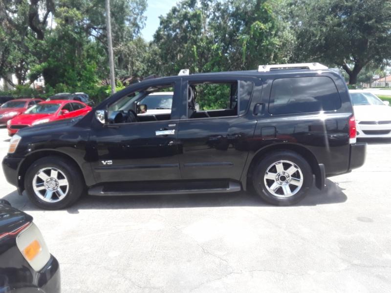 Nissan Armada 2007 price $2,999
