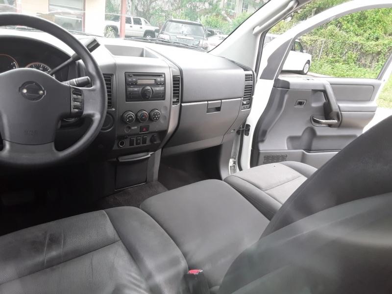 Nissan Titan 2009 price $8,999