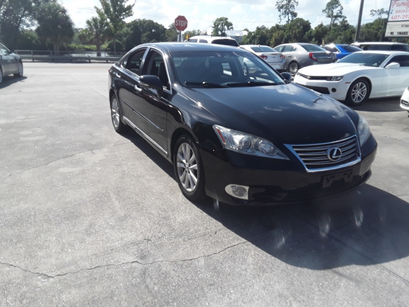 Lexus ES 350 2012 price $8,999