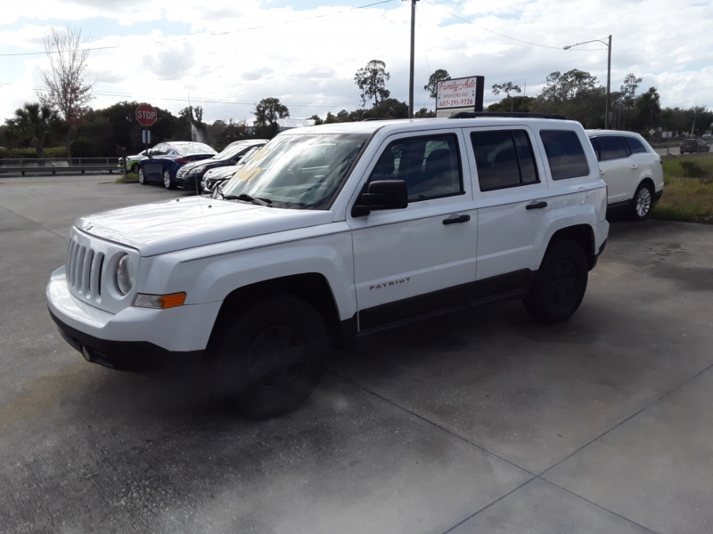 Jeep Patriot 2016 price $8,999